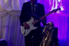 Matthew on guitar @ Private function