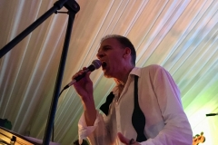 Seif on vocal @ Private function